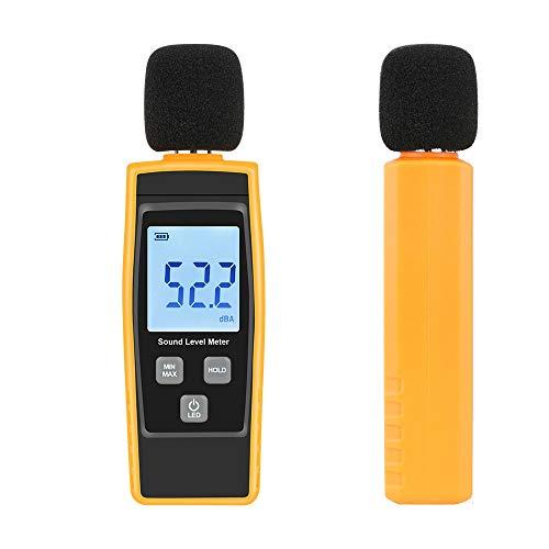 VOLTCRAFT Schallpegel-Messger/ät SL-10 30-130 Db 31.5-8kHz Kalibriert Nach Werksstandard Senza Z