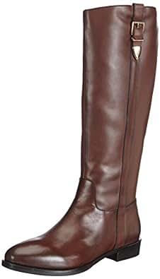 BPrivate G0702P, Damen Langschaft Stiefel, Braun (Marrone), 39 EU (6 Damen UK)