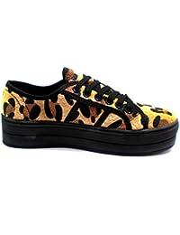 Zapato XTI combinado Leopardo