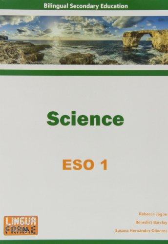 Science, ESO 1 (Bilin. Secondary Education) - 9788493934644