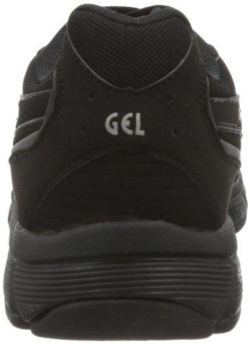 Asics Gel-Mission - Sneaker, , taglia Schwarz (BLACK/ONYX/CHARCOAL 9099)