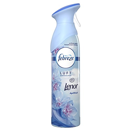 Febreze Lenor Aprilfrisch Lufterfrischer-Spray, 3er Pack (3 x 300 ml)