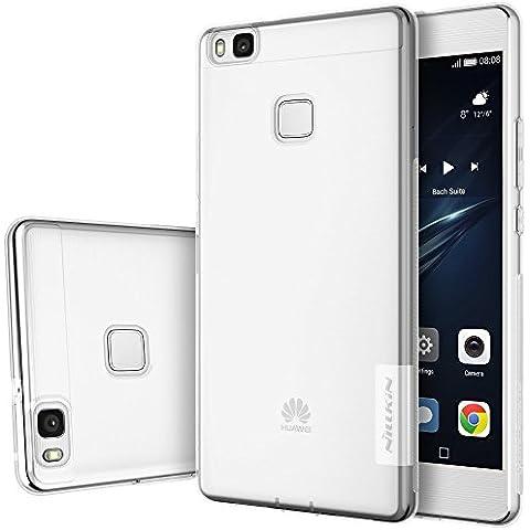 Nillkin Nature - Carcasa trasera protectora y antideslizante de gel TPU para Huawei Ascend P9 Lite / G9 Lite -