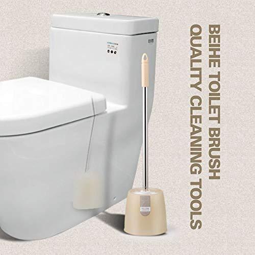 Walizh Langer Griff Sanitär Flushing Toilettenbürste vom Stempel Kreativ Toilettenbürste Nischen Extension Kit Nein WC Wash Reinigungsbürste KhakiY13-DJ3642106750 - Flex Extension Kit