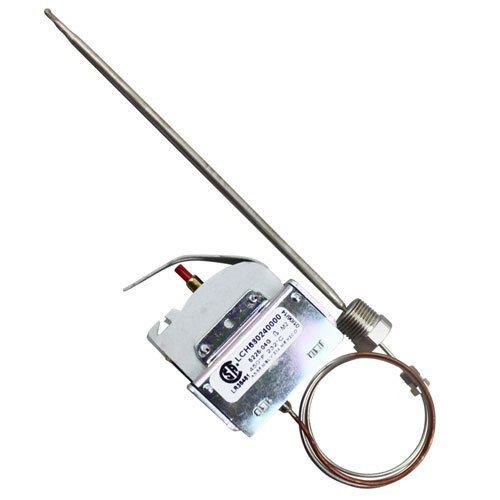 Alle Punkte 48–1019Sicherheit hi-limit Thermostat; Typ LCH mit manueller Reset; Temperatur 450Grad Fahrenheit; 61cm Kapillar (Temperatur Limit)