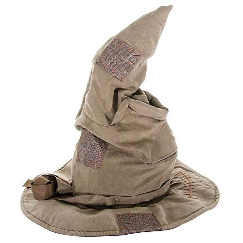 Yu me-Sombrero Seleccionador en Español Harry_Potter, Color marrón (Yume 4895217530879) 1