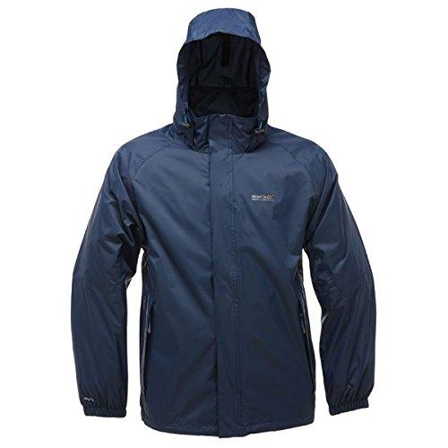 Regatta Mens Magnitude IV Waterproof Shell Jackets - Midnight, Medium