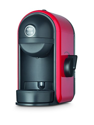 Lavazza Minù Libera installazione Semi-automatica Macchina per caffè con capsule 0.5L 1tazze Nero, Rosso