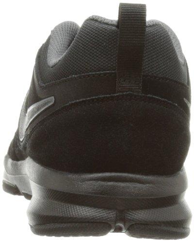 Nike Herren T-Lite Xi Nbk Turnschuhe Black (Black (Schwarz / Schwarz-Dunkelgrau-Drk Grau))