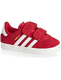 low priced bf160 4ad1a ADIDAS-gazelle 2 cfi rosso