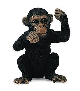 Collecta - Cachorro De Chimpance - Pensando -S- 88495 (90188495)