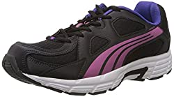Puma Womens Axis V3 Wns Black Mesh Sport Running Shoes - 5 UK/India (38 EU)