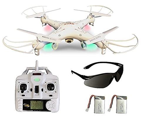 Syma X5C Explorer 2.4 GHz 4-Kanal 3D Quadrocopter Drohne mit