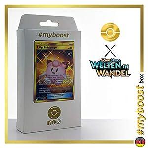 Lillys Poképuppe (Poké Muñeco de Lylia) 267/236 Entrenadore Secreta - #myboost X Sonne & Mond 12 Welten im Wandel - Box de 10 cartas Pokémon Alemán