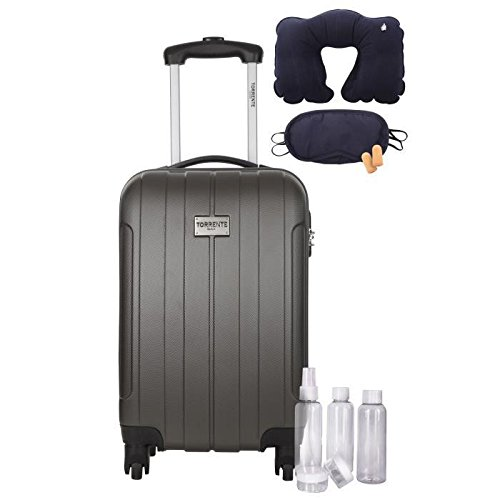 Torrente Trolley Rigido: Grigio 45 cm