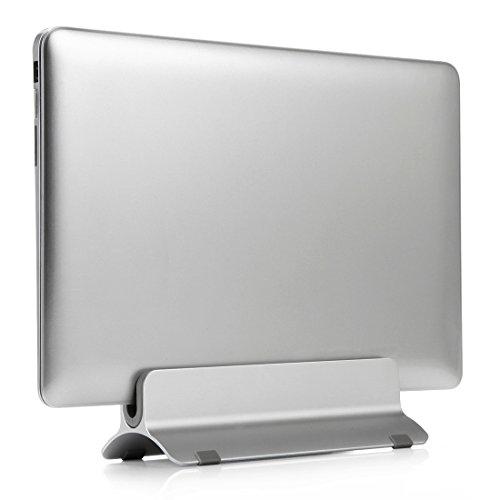 Soporte vertical aluminio ordenador portátil Lokeke