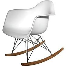 amazon.fr : chaise bascule eames - Chaise A Bascule Eames