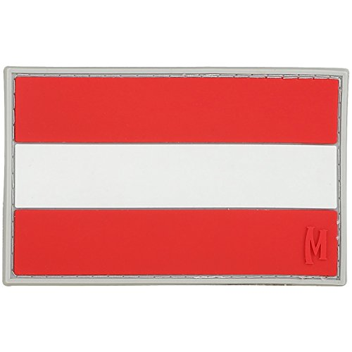Maxpedition Österreich Flag (Vollfarbe) Moral Patch