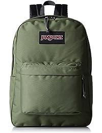 JanSport Black Label Superbreak Backpack (Muted Green) 2c3919ad1ce25