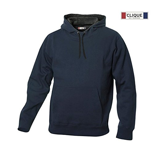 Sweatshirt mit Kapuze Clique Carmel, blau