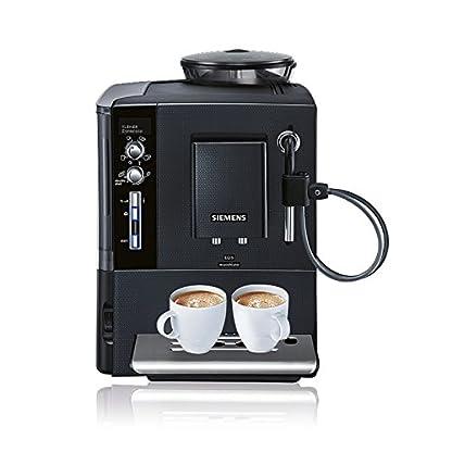 Siemens-TE503521DE-Kaffeevollautomat-EQ5-edition-11-1600-Watt-17-Liter-15-bar-exklusive-Wabenoptik-Cappuccinatore-schwarz