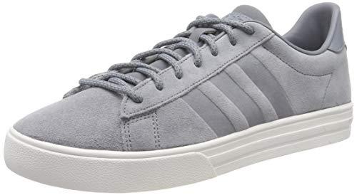 adidas Herren Daily 2.0 Basketballschuhe, Grau Grey/Onix, 44 EU - Adidas Canvas Schuhe