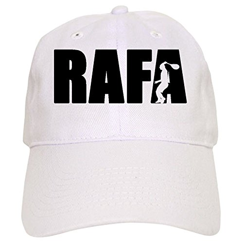 CafePress - 3-RAFA - Baseball Cap with Adjustable Closure be3375736f19