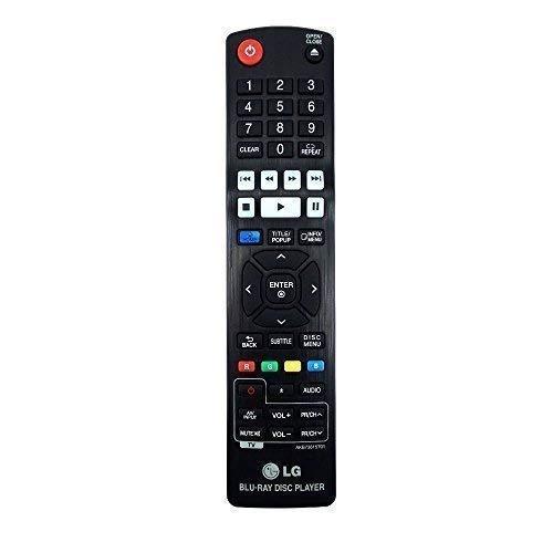 Original LG AKB73615701Blu Ray Player Fernbedienung (Lg Dvd Fernbedienung)