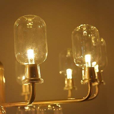 Moderne Kronleuchter Deckenleuchten Anhänger Contemporary Chandelier Ambient Light - Mini Style 220-240 V-Lampe Nicht im Lieferumfang Enthalten 3C Ce FCC Rohs für Das Schlafzimmer im Wohnzimmer, Bin - Fünf Light Mini Anhänger Lampe