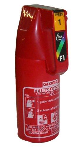 Preisvergleich Produktbild Gloria 1403.0000 FEUERLOESCHER F1G M.KFZ.H.