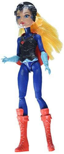 DC Super Hero Mattel - DVG23 Girls - Supergirl - 30cm Actionfigur und Zubehör