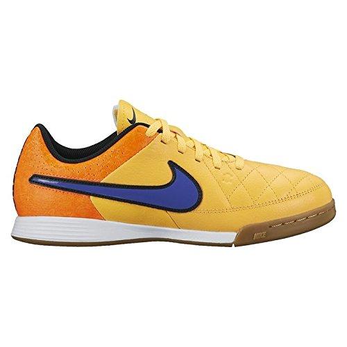 Nike Jr. Tiempo Genio IC Unisex-Kinder Fußballschuhe Mehrfarbig