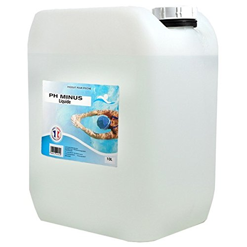 PH Minus liquide - 10 L de marque Swimmer - Catégorie Produits chimiques