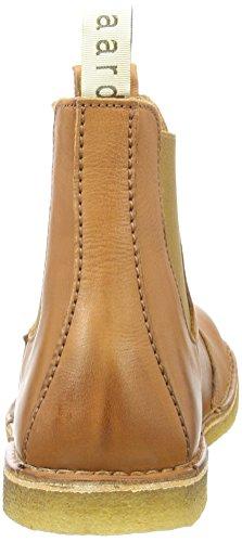 Bisgaard Boot 50205216, Unisex-Kinder Schneestiefel Braun (502 Cognac)