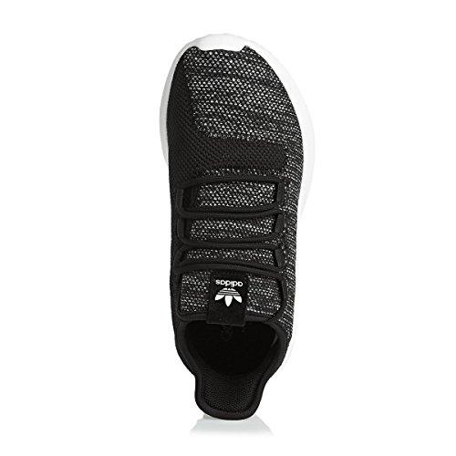 adidas Herren Tubular Shadow Laufschuhe Schwarz (Cblack/utiblk/vinwht)