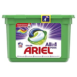 Ariel All-in-1 PODS Color Farbschutz