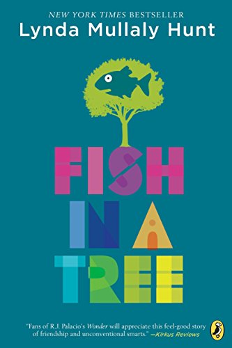 Fish In A Tree Cover Image