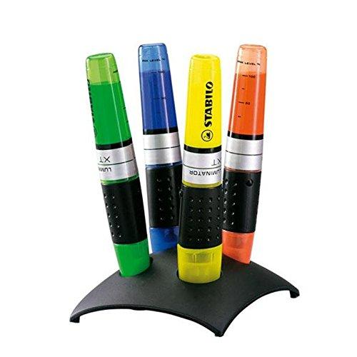 STABILO Luminator Tischset - Textmarker