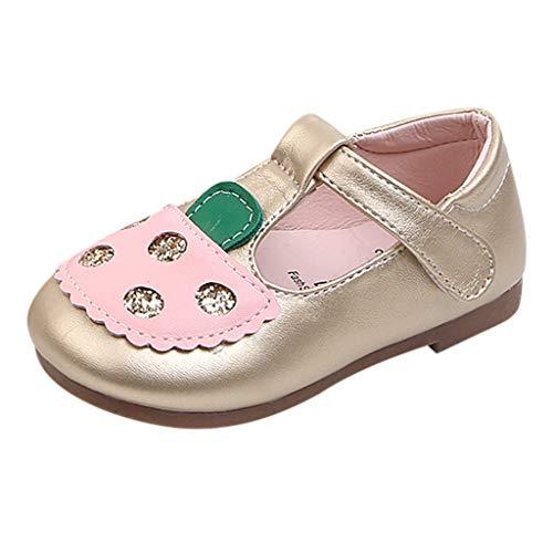 British Made Hochwertige Weiche Weiche Dekorative Besondere Anlässe Taufe Baby Mädchen Schuhe(21-30)
