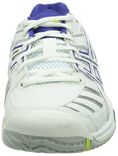 Asics Gel-Challenger 9 - Scarpa, , taglia Bianco (Weiß (WHITE/SHARP GREEN/ROYAL BLUE 0170))