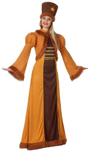 Imagen de atosa  disfraz de ruso para mujer, talla l m/l  15313