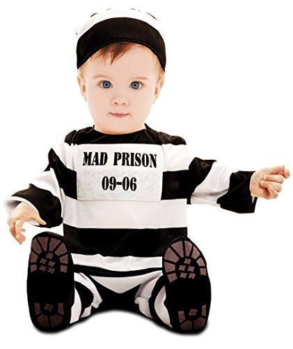 Imagen de my other me  disfraz de preso bebé, 7 12 meses viving costumes 202512