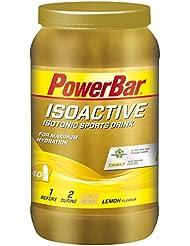 POWERBAR Isoactive Drink Lemon Pulver 1320 g Pulver