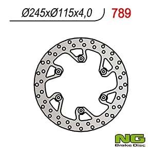 Disque de frein NG Yamaha WR, YZ 125, 250, 426, 450, YZ 450 F