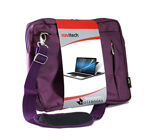 Navitech sacoche de transport besace antichocs pour LENOVOZ51-70 80K6012HFR / LENOVO Z51-70 80K6012CFR