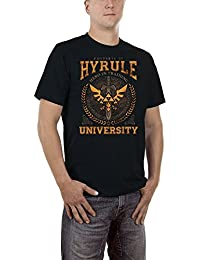 Touchlines Herren T-Shirt Hyrule University