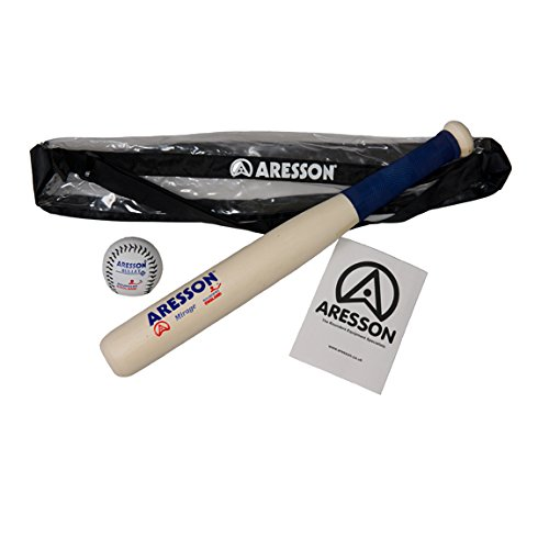 Aresson Rounders Mirage Bat and Ball PK Test