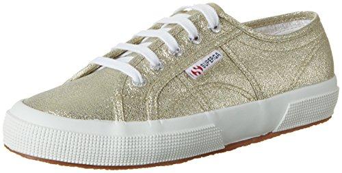 Superga  2750 Lamew, Sneakers Basses femme Platinum (Platinum)