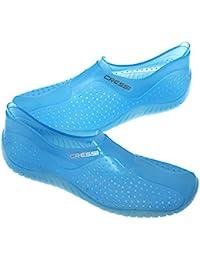 Cressi Water Swimming Beach Shoes, transparent,5.5 UK/6 US (38 EU) by Cressi