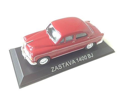 ZASTAVA 1400 BJ 1/43 IXO IST / CAR AUTO référence BA65